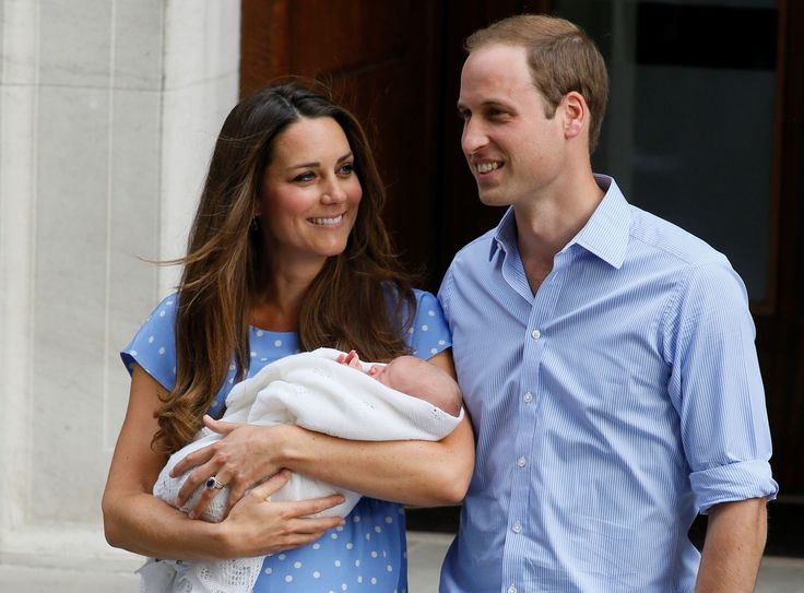 Prince George's life in pictures