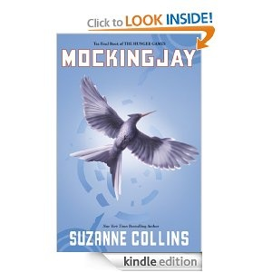 Mockingjay (The Final Book of The Hunger Games) - pretty epic finish. Worth reading.