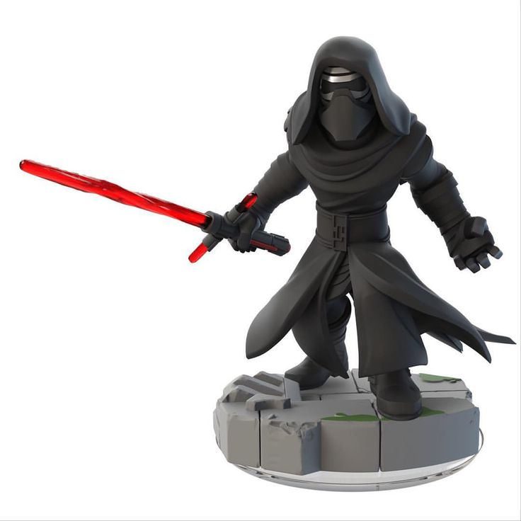 A look at the new Disney Infinity 3.0 Kylo Ren figure ($13.99 per set, Release…
