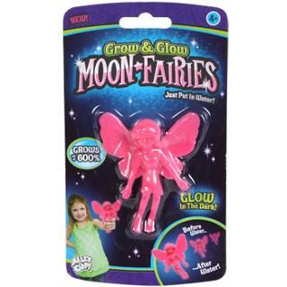 Bulk Grow and Glow Moon Fairies at DollarTree.com