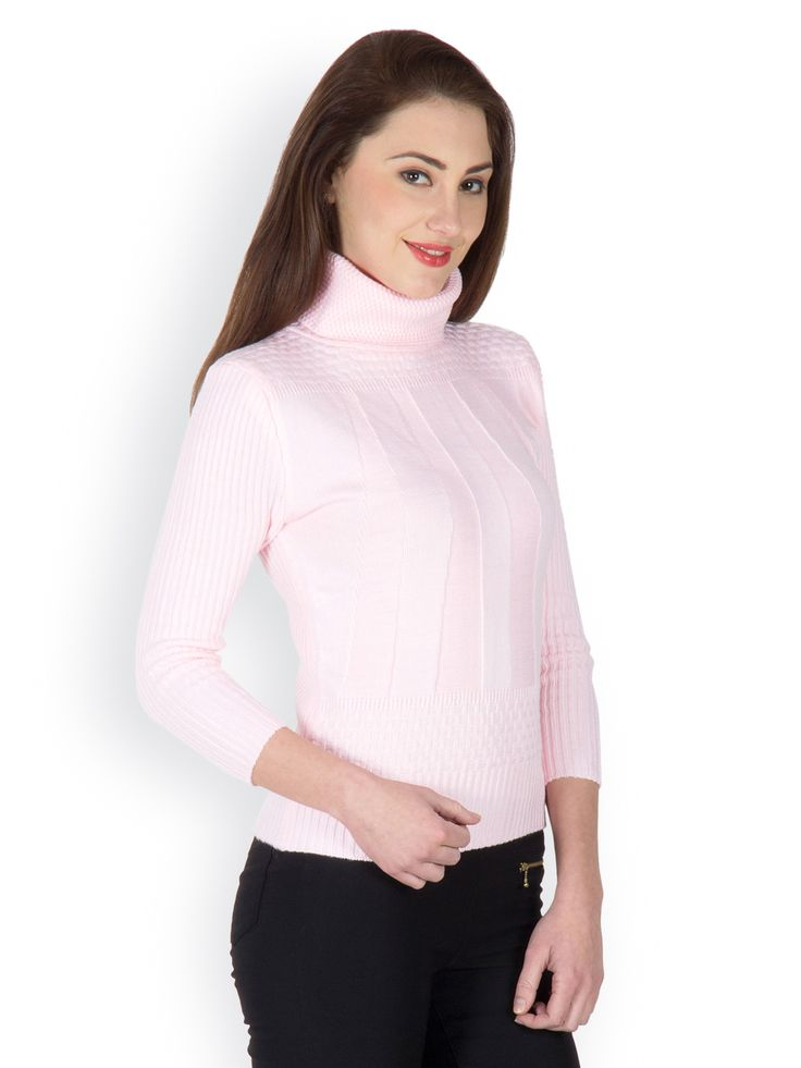 Camey-Women-Pink-Sweater