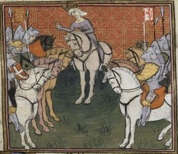 Philippa of Hainault and her army - her legacy was a thriving group of ...
