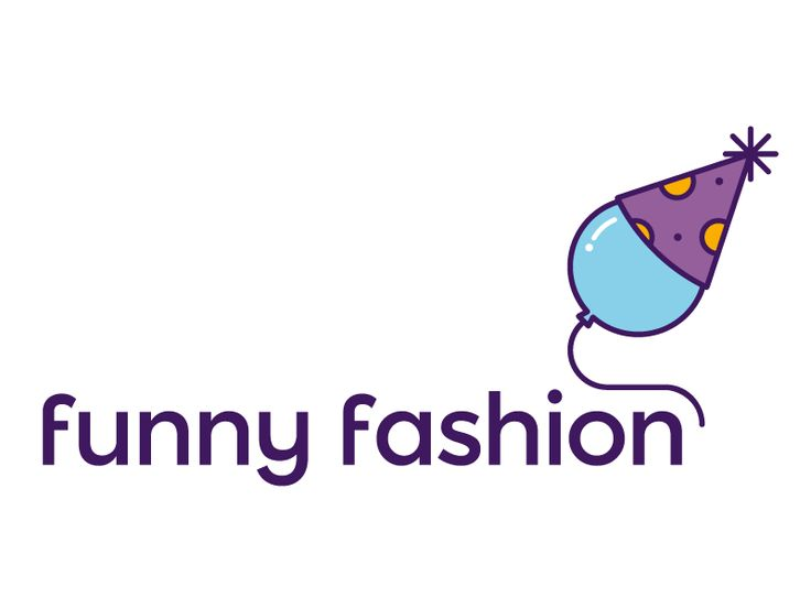 Logo Funny Fashion