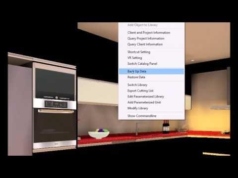 Como criar uma cópia de segurança dos seus modelos no KDMAX, Software de...