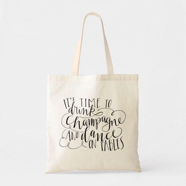 Brides Drinking Team Wedding Favour Gift Bags Hen Party Gift Shopping Tote Bag