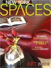 Subscribe to New York Spaces Magazine, just $4.50/year (87% off) from DiscountMags.com! Use Promo Code: 9077