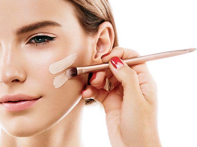 So viel Make-up-Produkt brauchen Sie wirklich, # Make-up-Produkte # brauchen #pr … -…   – Women's Products
