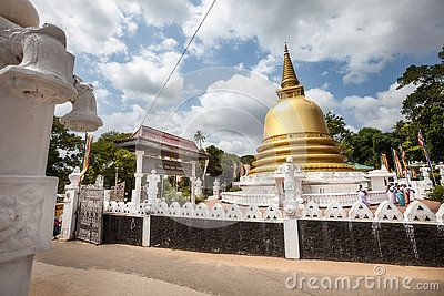 Dambulla cave temple also known as the Golden Temple of Dambulla is a World…