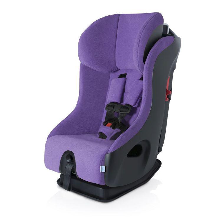 Clek 2017 Fllo Convertible Car Seat - Prince w/ Black Base