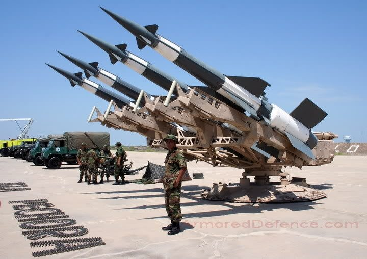 Smooth: the Salado Missiles