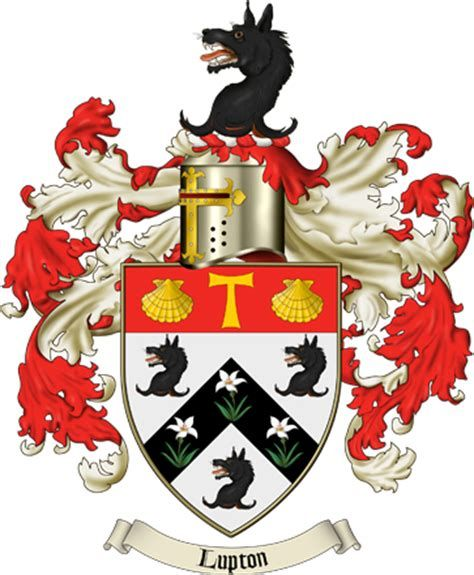 Luptons Of Leeds Family Crest Ecosia Cliff Family Family Crest