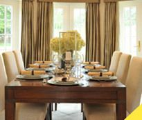 Curtains are one of the important components of place interior and decoration in homes and commercial sites. These come in a variety of designs, styles, colors and fabrics. People prefer to use different types of door and window curtains for their living place.