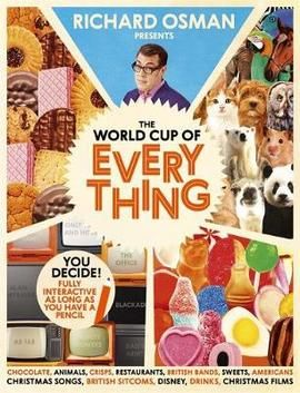 The+World+Cup+of+Everything:+Richard+Osman+Book+in+Hardback.+Book+People