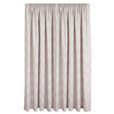 Habito Limited Edition Curtains Pompeii Linen Extra Large 205cm Drop