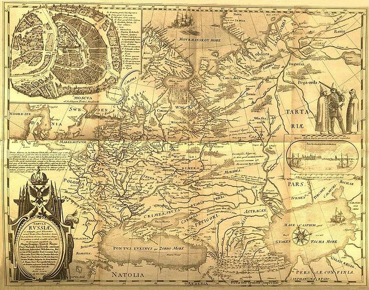 Tsar Fyodor-Feodor II Borisovich Godunov's (1589-20 June 1605) was remarkably intelligent creating a map of Russia published by Hessel Gerritsz in Amsterdam& is still preserved in 2015. It was edited with some additions in 1613 & reedited until 1665.