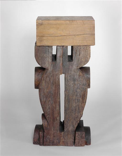 Constantin Brancusi, Cariatide-chat 1916 - 1923