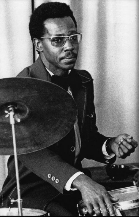 "Richard ""Pistol"" Allen, the other great Motown studio drummer."