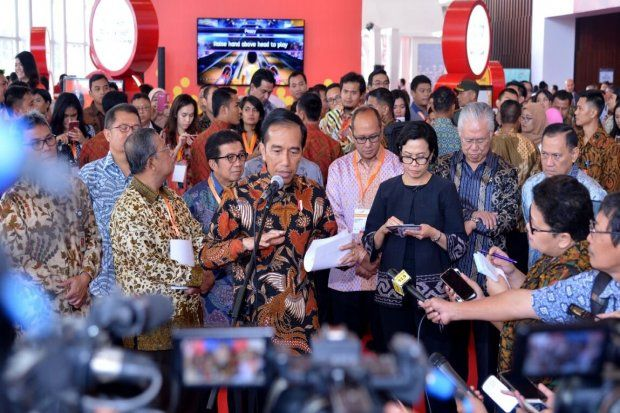 Jokowi: Tax Amnesty Is a Right, Targets Big Taxpayers