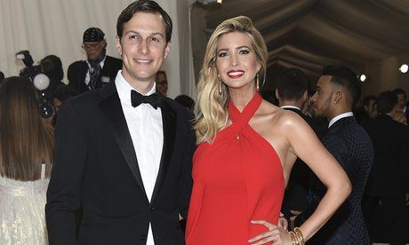 Donald Trump's son-in-law was accepted into the Ivy League university in the wake of a $2.5m pledge made by his parents