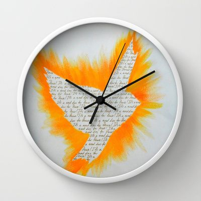 ThePeaceBombs - Good day for Peace Wall Clock by ThePeaceBombers - $30.00 #peace #decor #clock #home #trendy #thepeacebomb#shopping