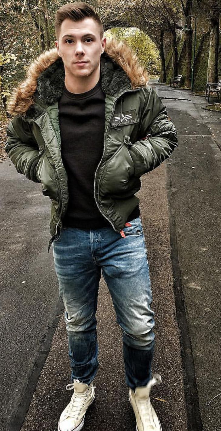 406 best Jackets for men images on Pinterest | Sheepskin jacket ...