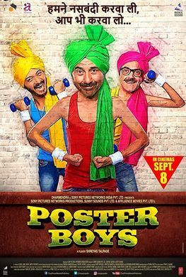 Poster Boys 2017 Full Hindi Movie All World Free4u