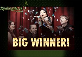 Lucky Player Won R376,231.97 at #SpringbokCasino  A lucky winner referred by PlayCasino.co.za scores R376,231.97 while playing the slot machines with deposit of just R77 at Springbok Casino  https://www.playcasino.co.za/blog/lucky-player-won-r376231-97-springbok-casino/