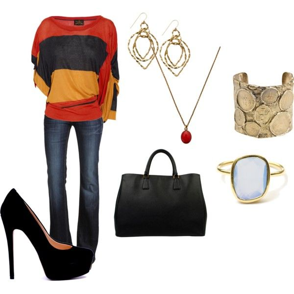 Casual Work, created by kariallisonphotography on Polyvore