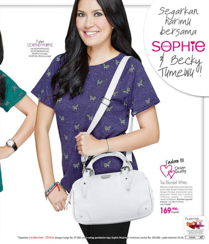 Sophie Paris Indonesia | Sophie Martin Indonesia