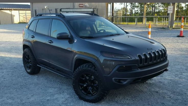 Jeep Grand Cherokee allblack #jeep #grandcherokee