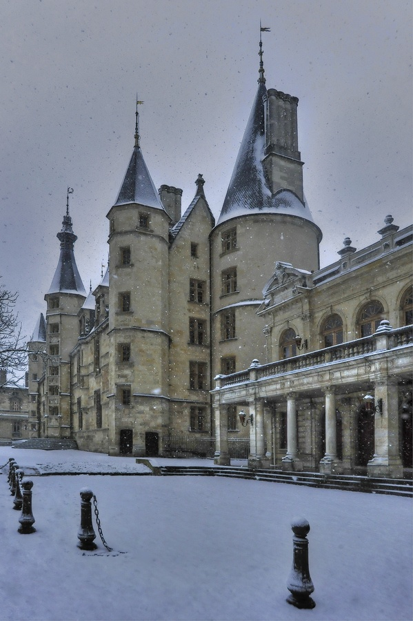 ~The ducal Palace of Nevers~ Nevers, France