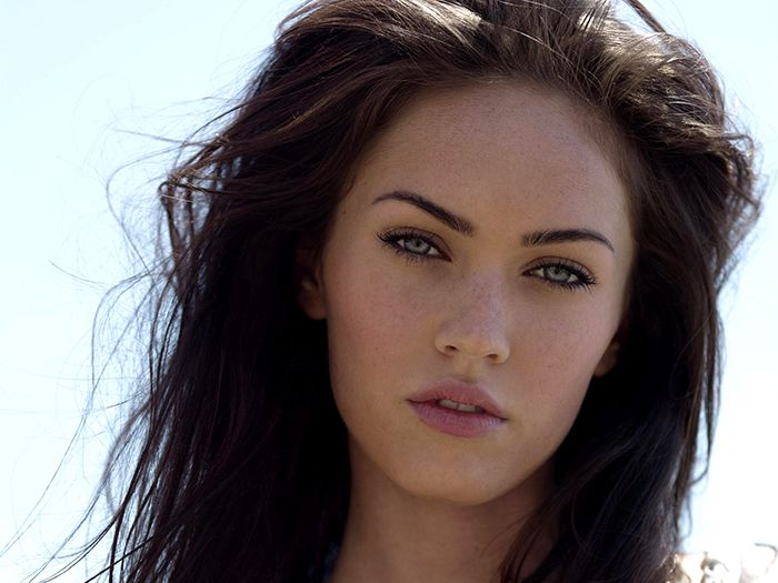 #browproblems people READ THIS!!! Brows make a HUGE difference in how you look, she used Megan Fox (gorgeous) as an example and with crazy weird uneven or over-plucked brows she does not look even close to as pretty as she can! Believe me it makes a giant difference in how beautiful you can look!