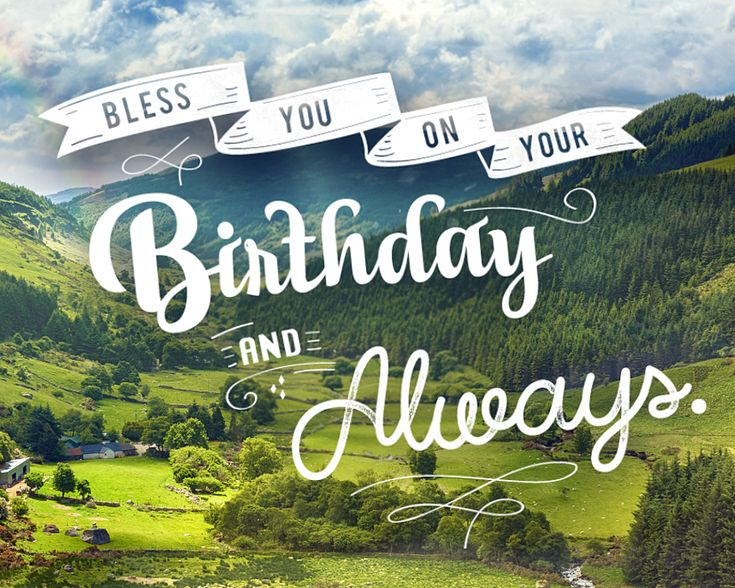 Plant your wishes birthday ecard blue mountain