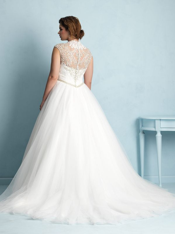 8 best Allure Woman Bridal Gowns images on Pinterest | Wedding ...