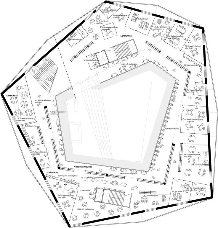 library plan - Google 검색