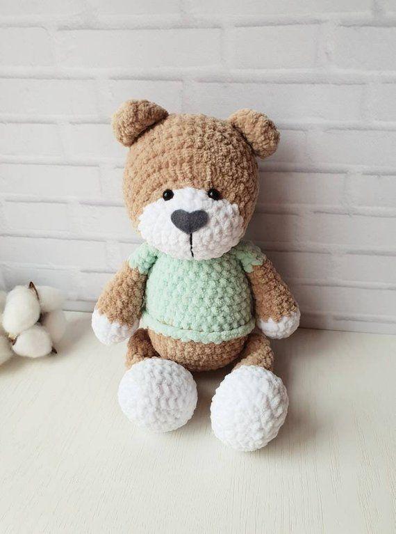 Receita Urso Grande Amigurumi -- Você vai encontrar Amigurumi Urso ... | 767x570