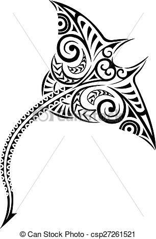 Image result for free hawaiian tribal art designs   Arte   Pinterest ...
