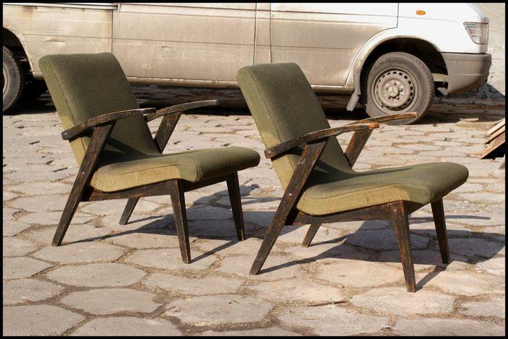 2 Fotele projektowe - polski Design! (4044704614) - Allegro.pl - Więcej niż aukcje.