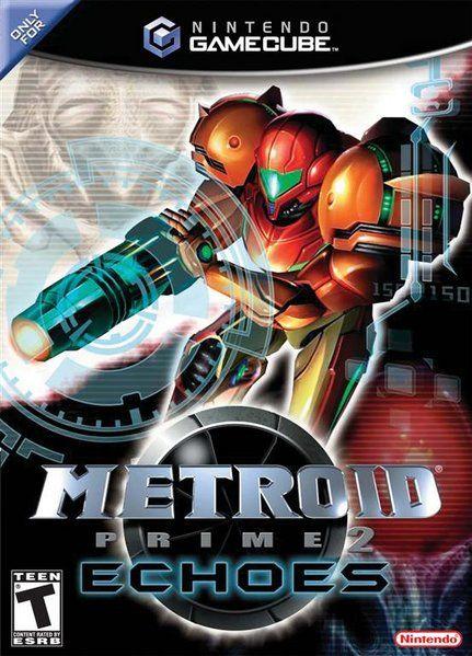 Metroid Prime 2 - got even better than prime