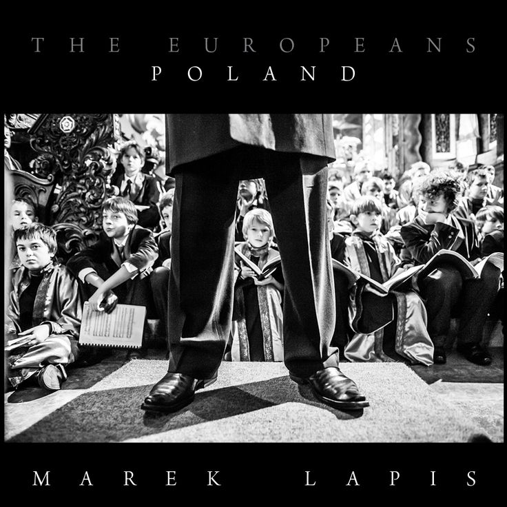 doc! photo magazine presents: The Europeans - Poland - Marek Lapis (doc! #12) doc! #16, pp. 200-219 (214-216)