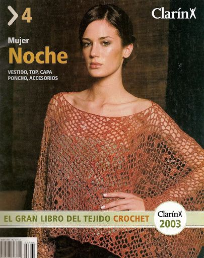 CLARIN CROCHET 2006 Nº4 - Daniela Muchut - Picasa Web Albums