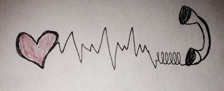 """Lifeline"""" tattoo design for suicide hotline Thinking about getting it ..."""