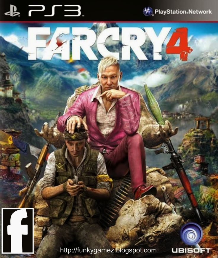 Far Cry 4 PS3 ISO | Games Free Download - PS3ISO Games | Free Download | TB Games PS3 ISO | Eboot  Fix 3.41 - 3.55 Jailbreak