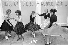 Sélection Fête de la musique par Beat à l'air