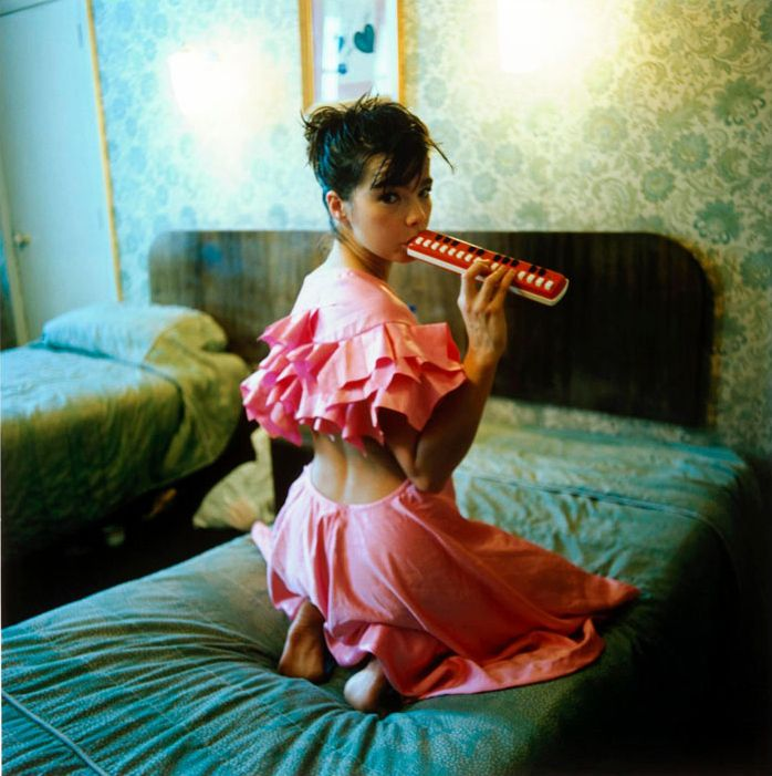 bjork and the hotel musical