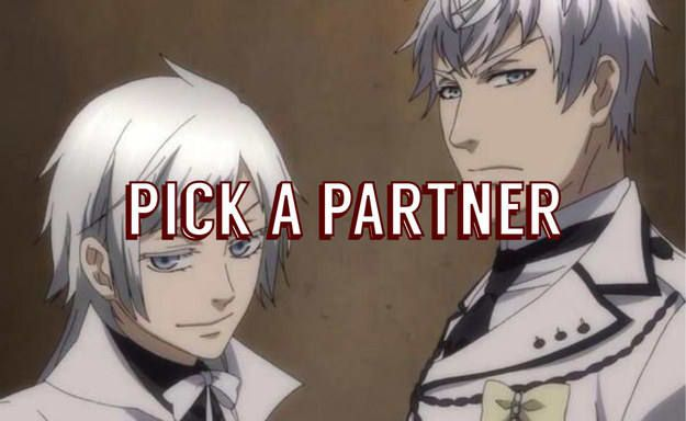 "Which Character From ""Black Butler"" Are You? I got Vincent Phantomhive"
