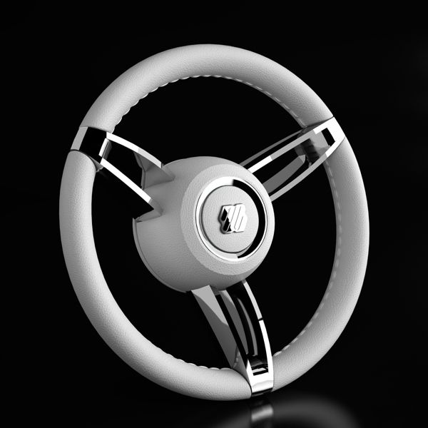 Boat Steering Wheel by Luigi Lopomo, via Behance