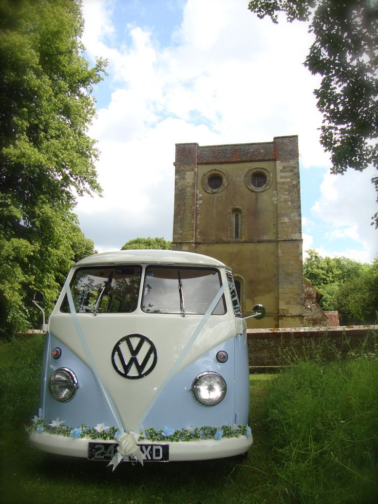 64 Best Classic Vw Wedding Transport Images On Pinterest Campers