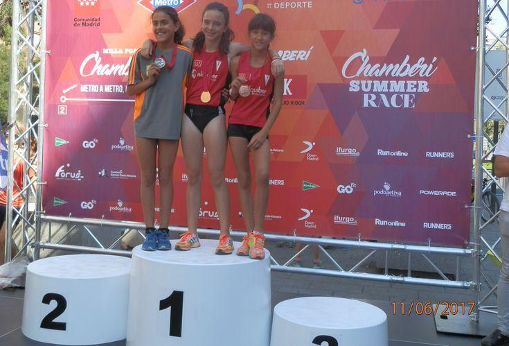 La atleta local Paula Vázquez engrosa su medallero con dos bronces - Deportes - Ayuntamiento de Valdemoro