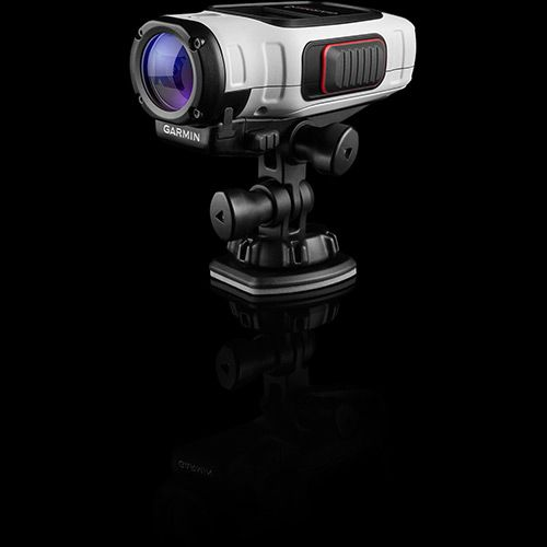 Câmera de Ação HD 1080p a Prova d'Água com GPS Garmin Virb Elite 16MP
